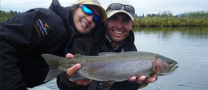 Fall River Fishing Guide