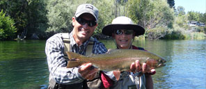 Hat Creek Guided Fishing Tours