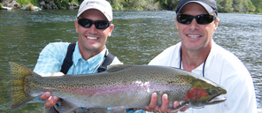 Trinity River Fishing Guide Services